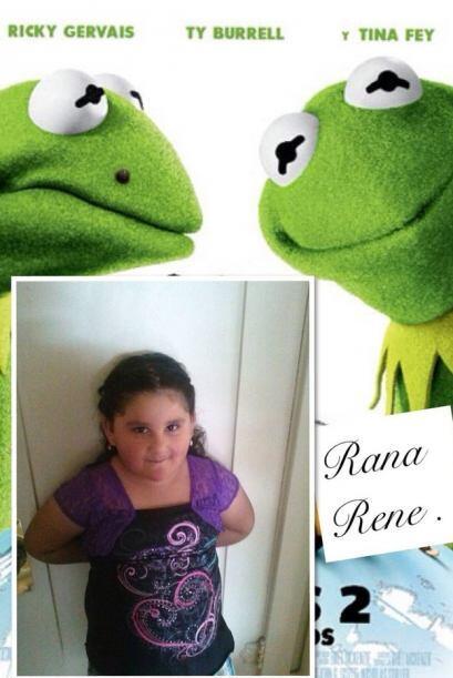 Aquí estan los otros 5 ganadores para Muppets Most Wanted!  Norma Dominguez