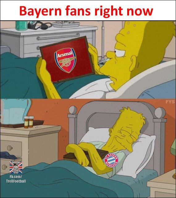 El PSG no tuvo piedad con el Bayern y los memes tampoco dkwlyzbw4aizbznj...