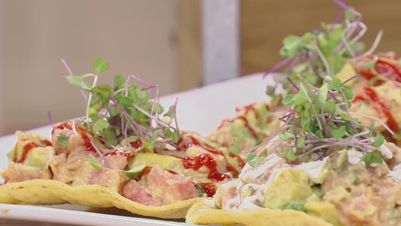 Los secretos para sorprender a tus invitados con un rico plato de tostad...