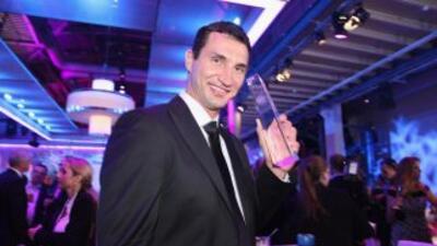 Wladimir Klitschko defenrá en diciembre.