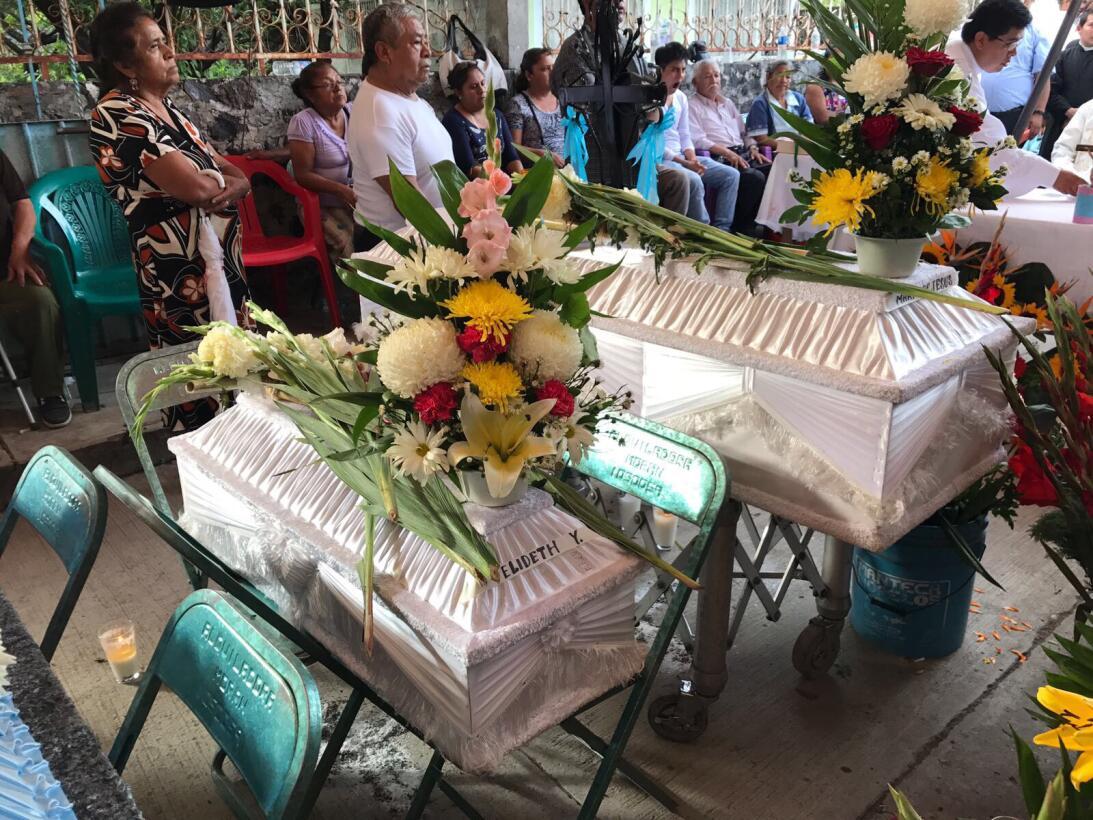 Fotos: 11 miembros de una familia murieron en un bautizo cuando el techo...