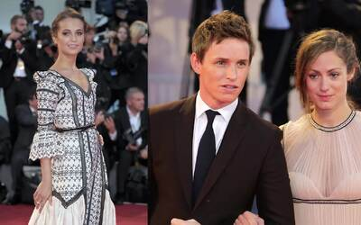 Eddie Redmayne en el lanzamiento de 'The Danish Girl'
