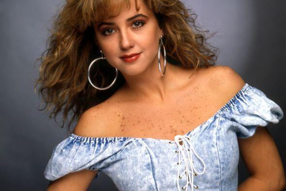 La recordamos por varias telenovelas juveniles en las que participó.