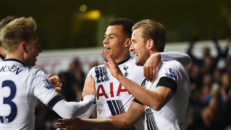 Tottenham se acerca a la Liga de Campeones