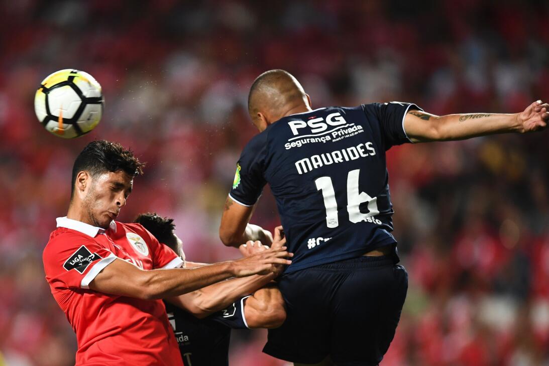 Lesiones insólitas de futbolistas al celebrar un gol gettyimages-8356100...