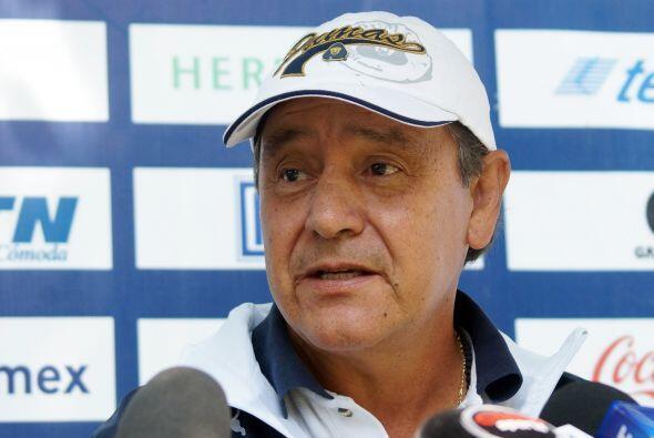 José Luis Trejo fue muy cuestionado en sus primeros días al frente de Pu...