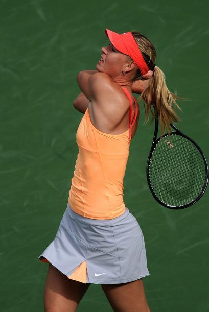 Nuevamente Rusia se impone entre las bellas del circuito, María Sharapov...