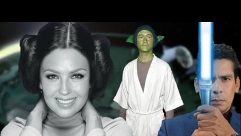 Famosos Star Wars