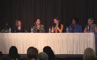 Realizan foro sobre los derechos laborales de las mujeres en San Antonio