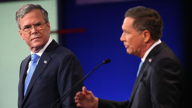 Bush defendió la opción de estadidad de Puerto Rico.
