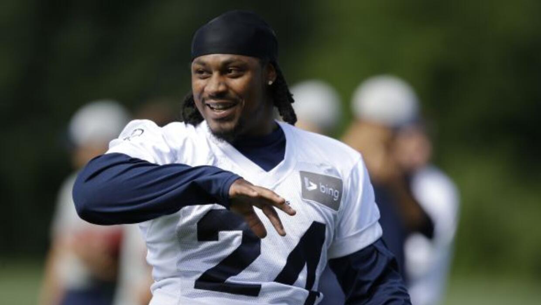 El corredor ya se presentó a los entrenamientos de los Seahawks (AP-NFL).