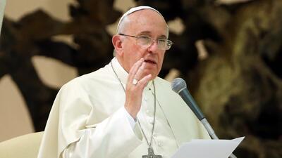 El Papa Francisco visitará por primera vez los Estados Unidos