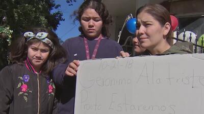 Vecinos se unen para ayudar a familia de mexicano deportado que fue detenido cuando paseaba en un lago