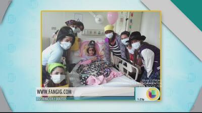 Se unen por los niños y jóvenes con cáncer