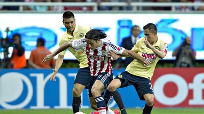 Chivas 1 - América 1: No hubo un ganador en el Clásico Mexicano