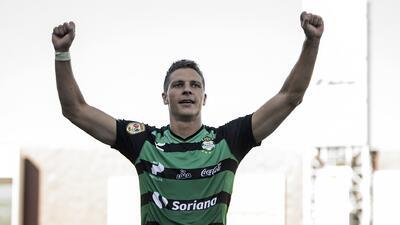 Julio César Furch se ganó la titular en el XI ideal de la semana en la Liga MX