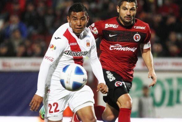Marcelo Gandolfi:  El capitán de los Xolos de Tijuana le dio a su equipo...