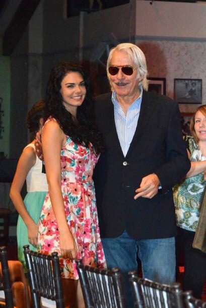 Livia Brito y José Ron ya arrancaron las grabaciones de la telenovela Mu...