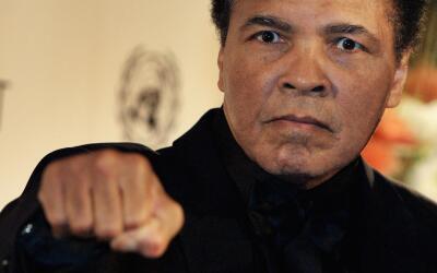 Ali llamó la atención del mundo sobre el Parkinson