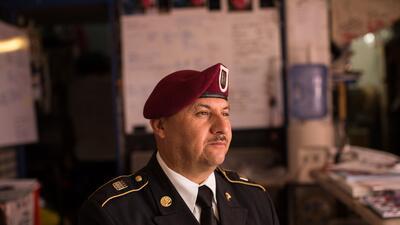 Héctor Barajas fundó la primera casa para alojar veteranos deportados en...