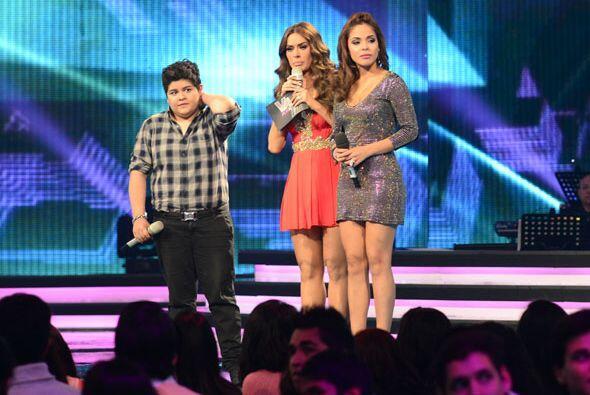 Y la elegida para salir del show fue Yesenia Hernández.