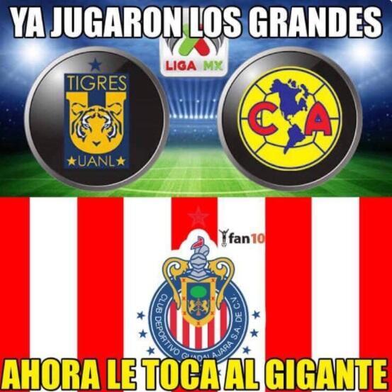 Memes fecha seis del Clausura 2018
