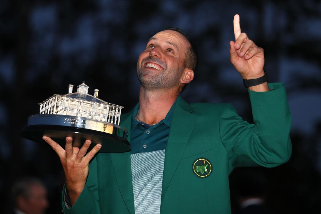 Sergio García: Campeón del Abierto de Augusta GettyImages-666628690.jpg