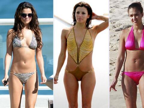 Las latinas no solo tienen las curvas, sino también el estilo, pa...