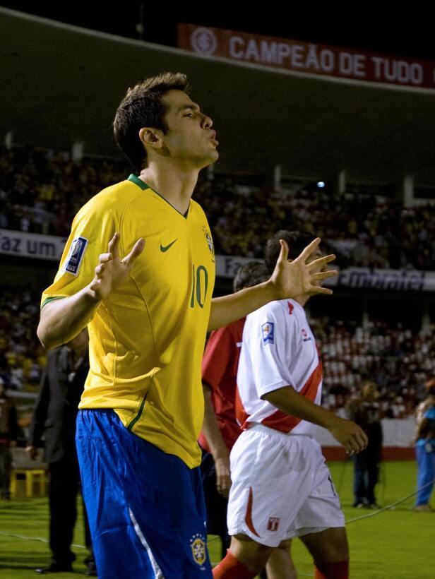 Kaká (Brasil) - la vida privada del exfutbolista brasileño siempre ha es...