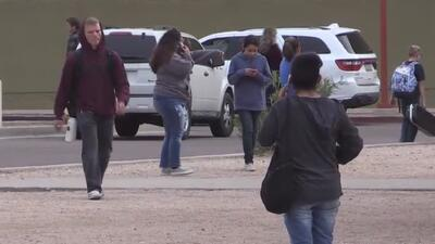Amenaza provocó el cierre total de una preparatoria en Apache Junction
