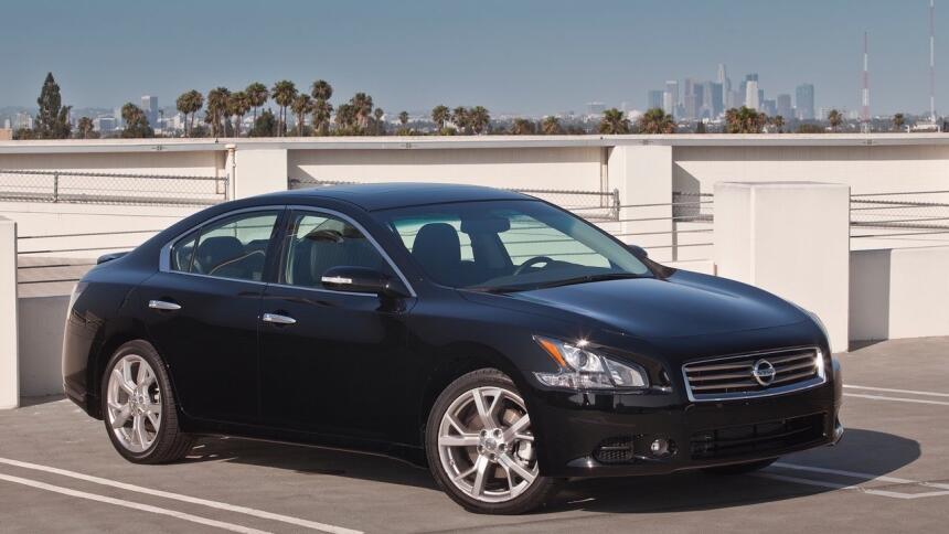 Estos son los autos con el mayor índice de mortalidad en EEUU Nissan-Max...