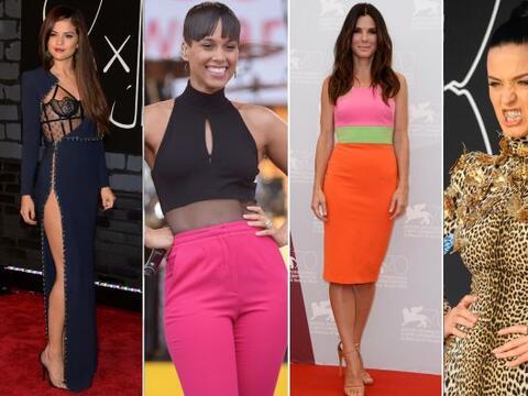 Las famosas siguen dando de qué hablar con sus 'looks' de la sema...