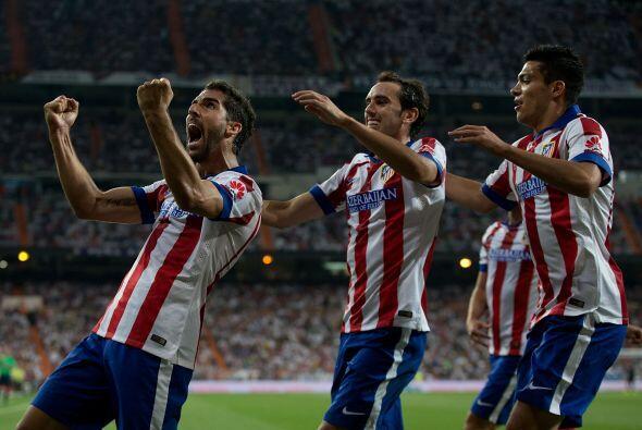 Pero si algo caracteriza al Atlético de Madrid es su conjunto y como pon...