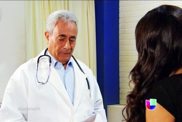 Lo sentimos, el médico no tiene un buen diagnóstico. ¡Tu pequeña tiene n...