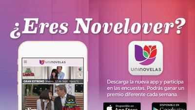 App UniNovelas promo