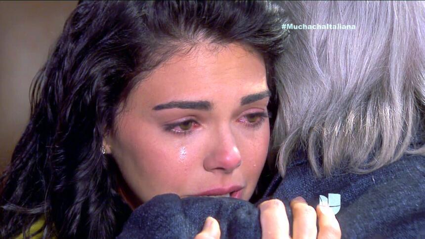 En Muchacha Italiana, Fiorella se enteró que Vittorio tiene una enfermed...