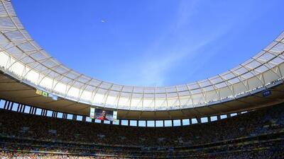 El estadio de Brasilia fue el estadio más costoso de la Copa del Mundo d...