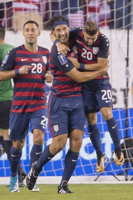 Omar González (Estados Unidos): 2 goles.