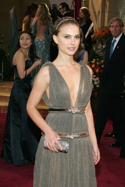 Ese mismo año, la actriz estuvo presente en la premiación anual de la ac...