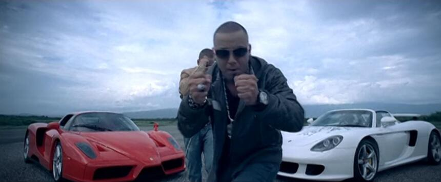 Wisin y Yandel, Video 'Sexy Movimiento'