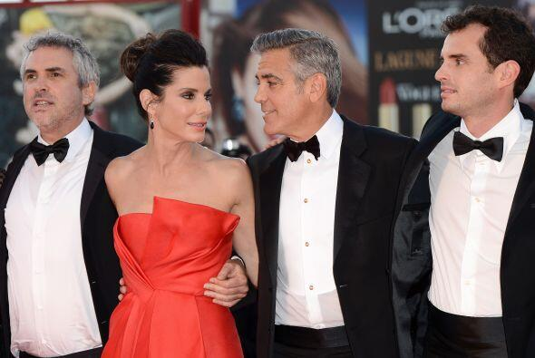 Gravity, película del mexicano Alfonso Cuarón fue elegida...