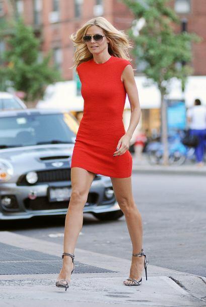 Hasta parece que fue ayer cuando la veíamos desfilar para Victoria's Sec...