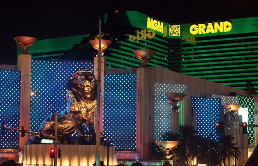 MGM Grand Arena Las Vegas