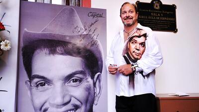 """""""El pastel es muy grande y para todos hay una rebanada"""": exesposa del hijo de Cantinflas dice que aún hay problemas por su herencia"""