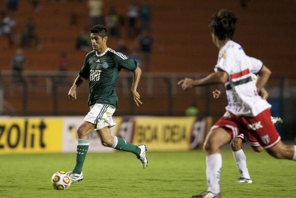 Palmeiras estaba comprometido a mejorar pero no pudo alcanzar un buen ni...