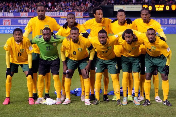 Selección de San Vicente & Las Granadinas