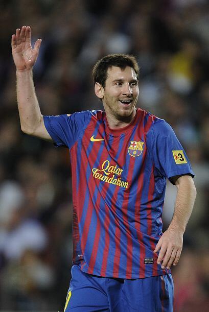 'La Pulga' anotó 'doblete' y se mantiene como el 'Pichichi' de La Liga.