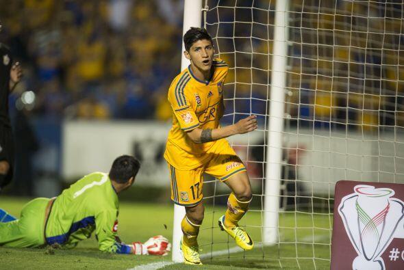 El universitario Alán Pulido fue el máximo goleador de la Copa MX Clausu...