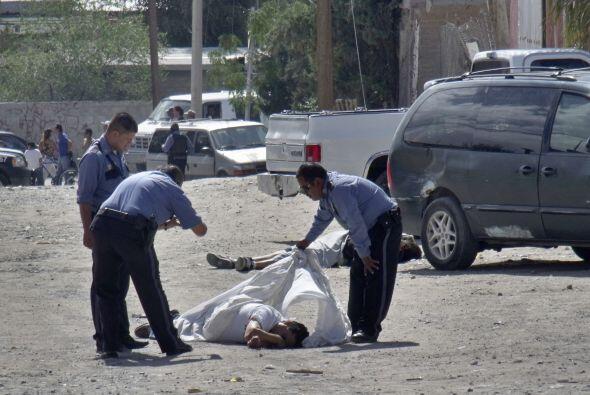En lo que va del año, en Ciudad Juárez suman más de 2,700 asesinatos.