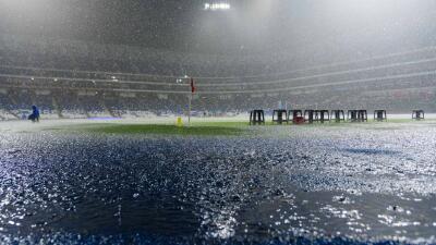 Suspendido por fuertes lluvias el Rayados vs Zacatepec